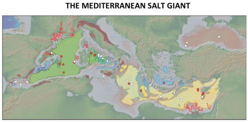 Mediterranean Salt Giant