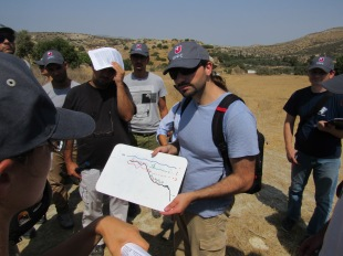 Training School 1: Seismic interpretation applied to salt basins in different geodynamic settings (Cyprus, September 2017)